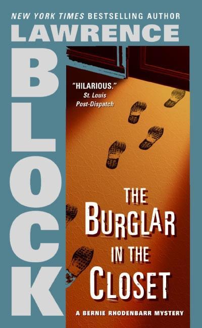 The Burglar in the Closet als Taschenbuch