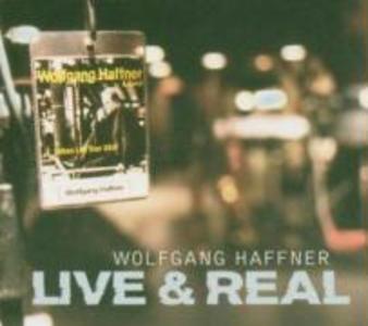 LIVE & REAL als CD