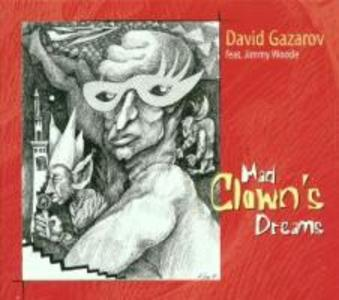 MAD CLOWN'S DREAMS als CD