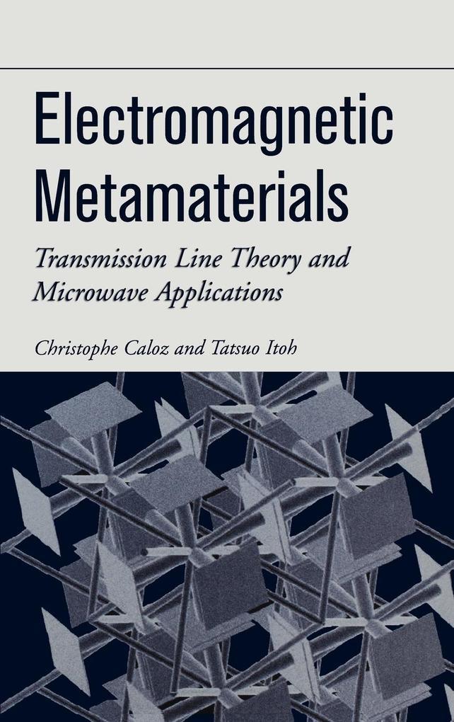 Electromagnetic Metamaterials als Buch