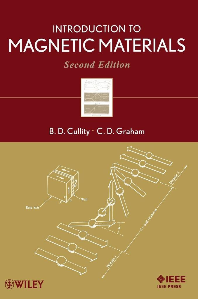 Magnetic Materials 2e als Buch