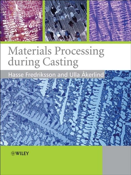 Materials Processing During Casting als Buch