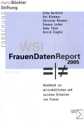 WSI-FrauenDatenReport. 2005 als Buch