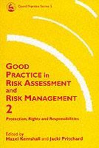 Good Practice in Risk Assessment and Risk Management 2 als Taschenbuch