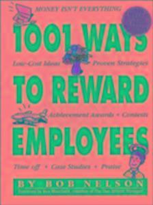 1001 Ways to Reward Employees als Buch