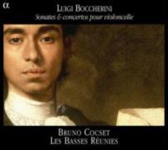 Sonaten Und Konzerte Für Violoncello als CD