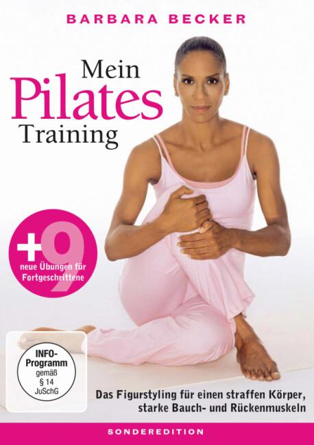 Barbara Becker - Mein Pilates Training - Sonderedition als DVD