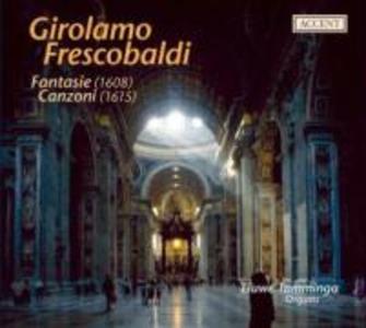 Fantasie (1608),Canzoni (1615) als CD