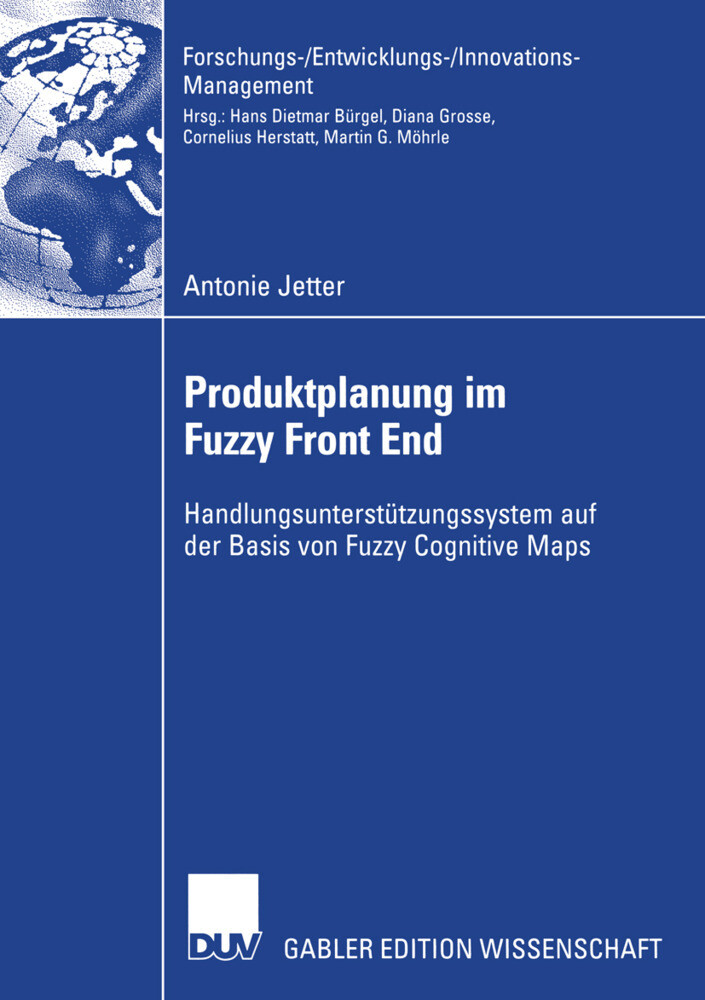 Produktionsplanung im Fuzzy Front End als Buch