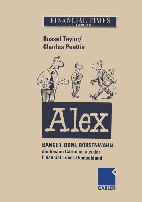 ALEX als Buch
