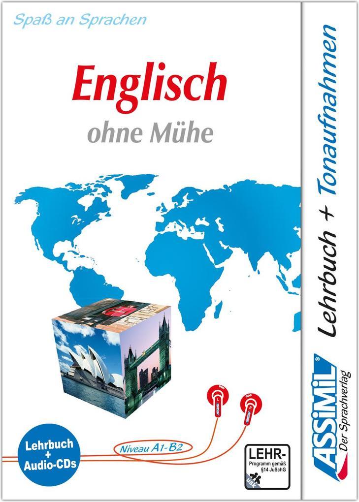 Assimil. Englisch ohne Mühe. Multimedia-Classic. Lehrbuch und 4 Audio-CDs als Buch