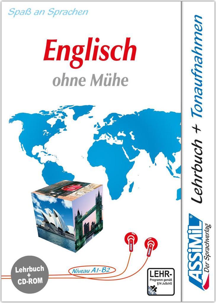 Assimil. Englisch ohne Mühe. Multimedia-PC. Lehrbuch und CD-ROM für Win 98 / ME / 2000 / XP als Software