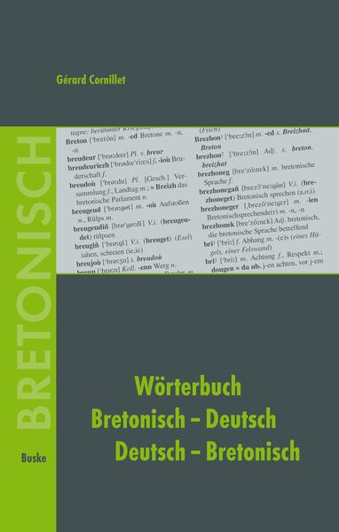 Wörterbuch Bretonisch-Deutsch / Deutsch-Bretonisch als Buch