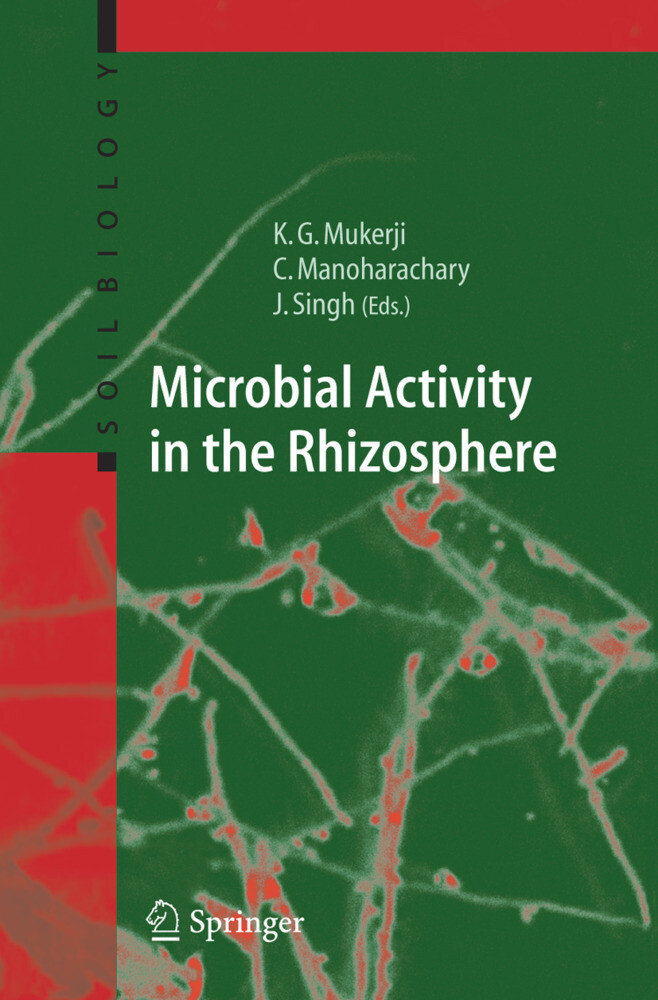 Microbial Activity in the Rhizosphere als Buch