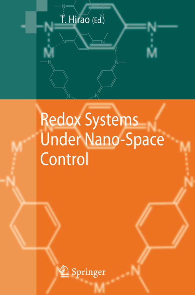 Redox Systems Under Nano-Space Control als Buch