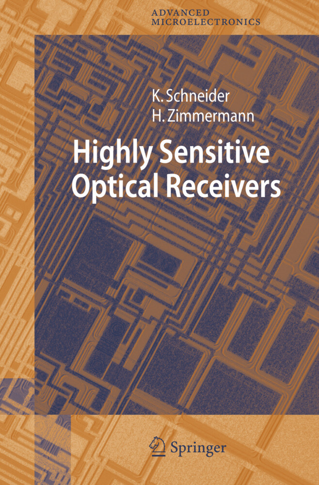 Highly Sensitive Optical Receivers als Buch