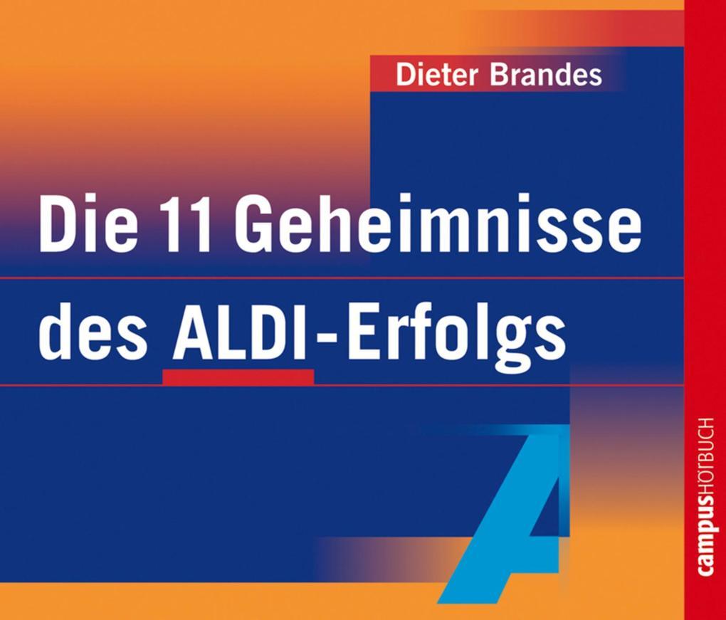 Die 11 Geheimnisse des ALDI-Erfolgs als Hörbuch Download
