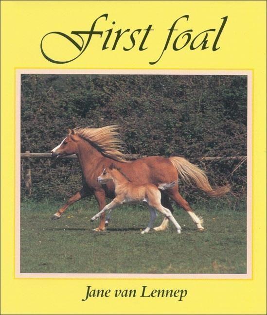 First Foal als Buch
