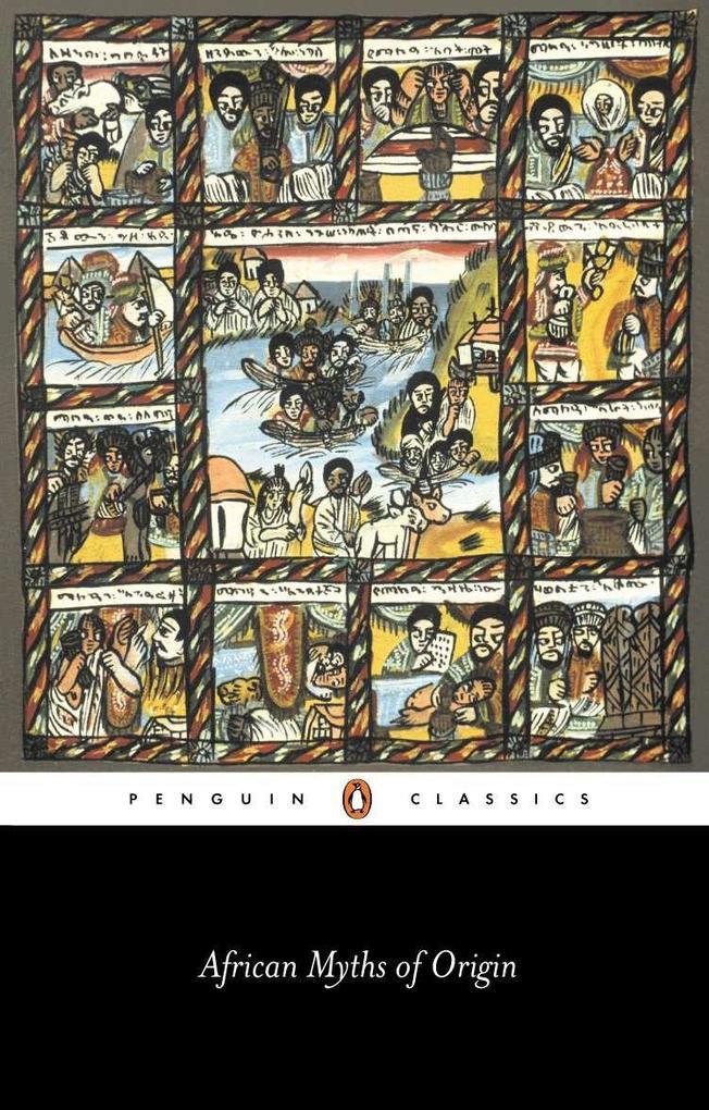 African Myths of Origin als Taschenbuch