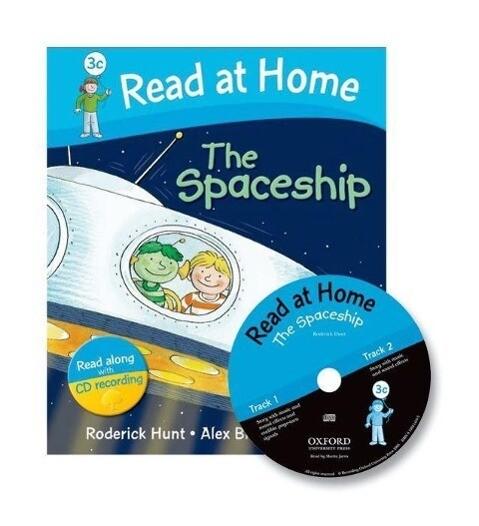 The Spaceship. Roderick Hunt als Taschenbuch