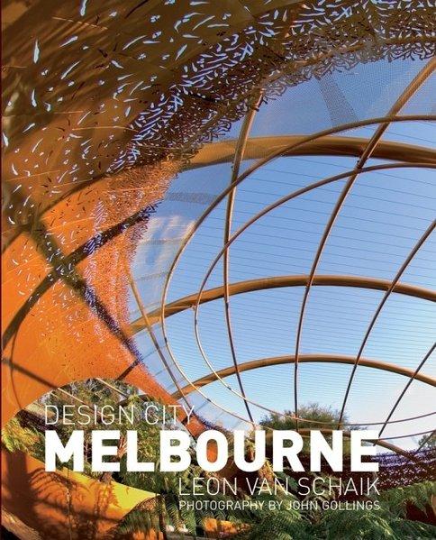 Design City Melbourne als Buch