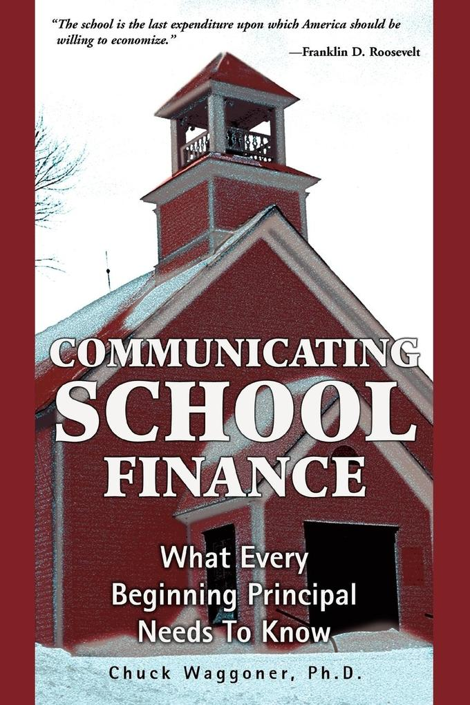 Communicating School Finance als Taschenbuch