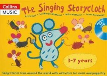 The Singing Storycloth als Buch
