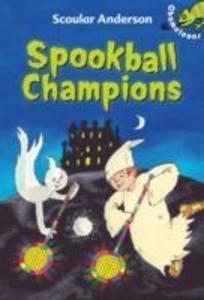 Spookball Champions als Taschenbuch