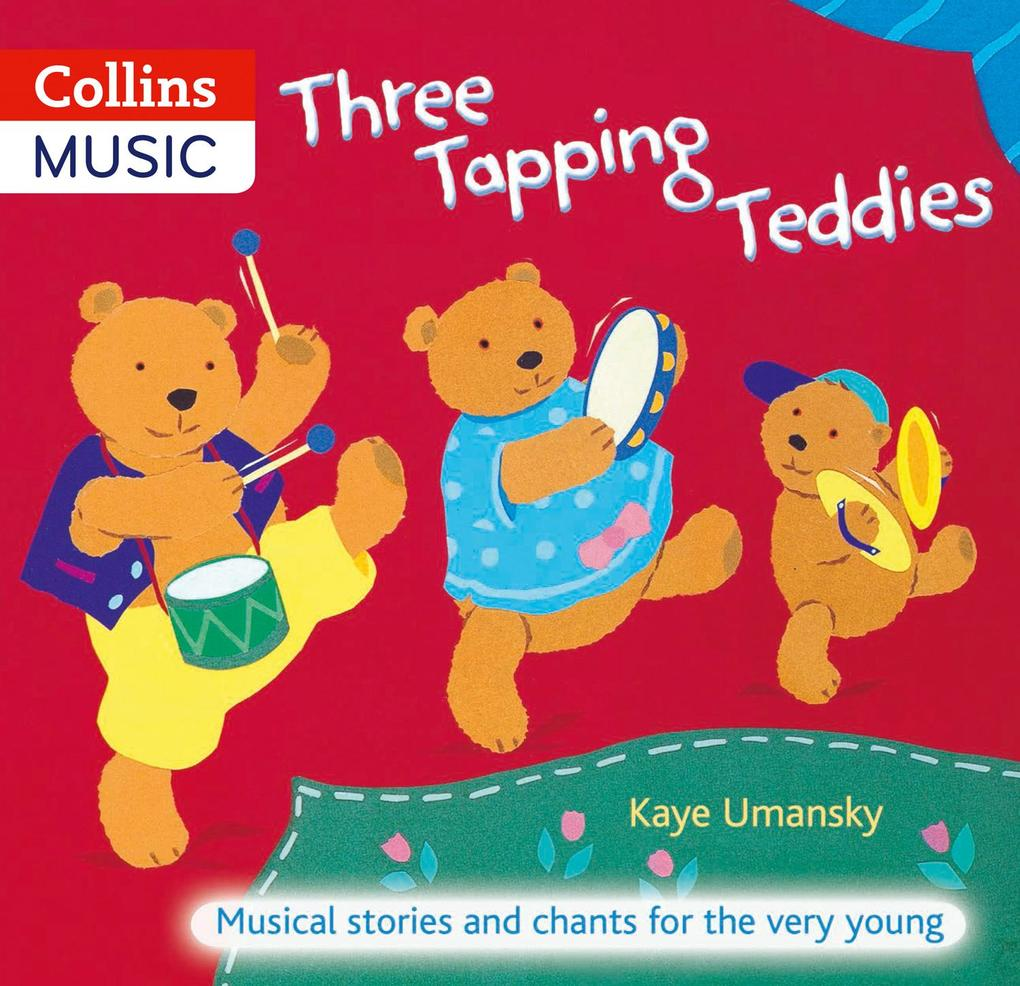 Three Tapping Teddies als Taschenbuch