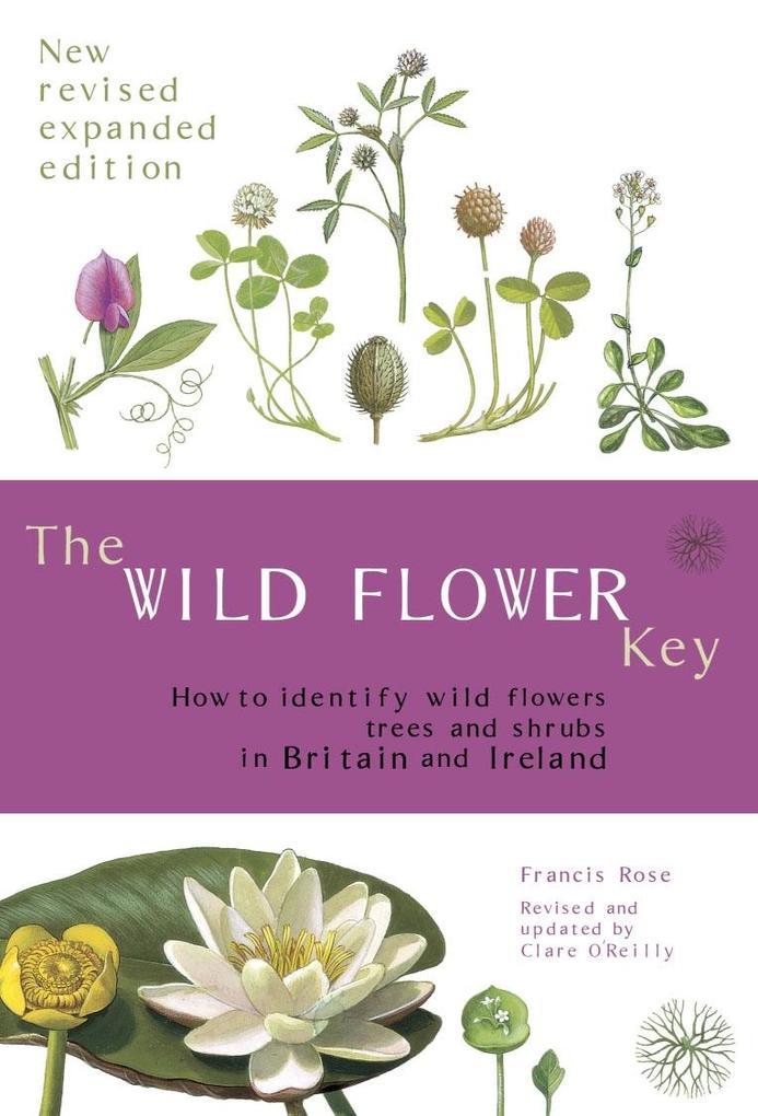 The Wild Flower Key als Taschenbuch