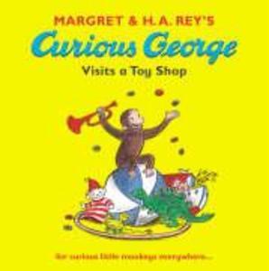 Curious George Visits a Toy Shop als Taschenbuch