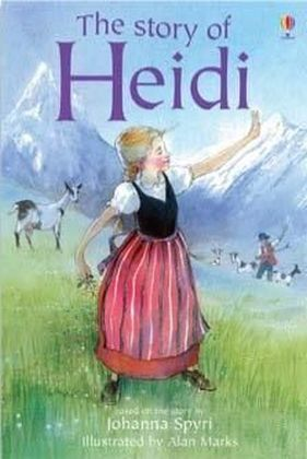 The Story of Heidi als Buch