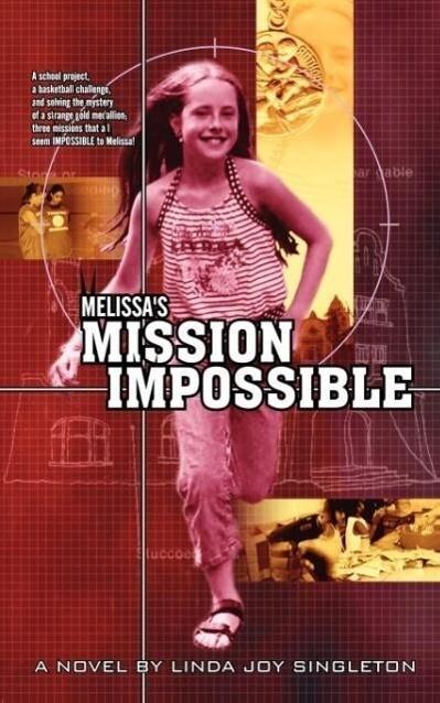 Melissa's Mission Impossible/Mail Order Monster als Taschenbuch