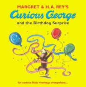 Curious George and the Birthday Surprise als Taschenbuch
