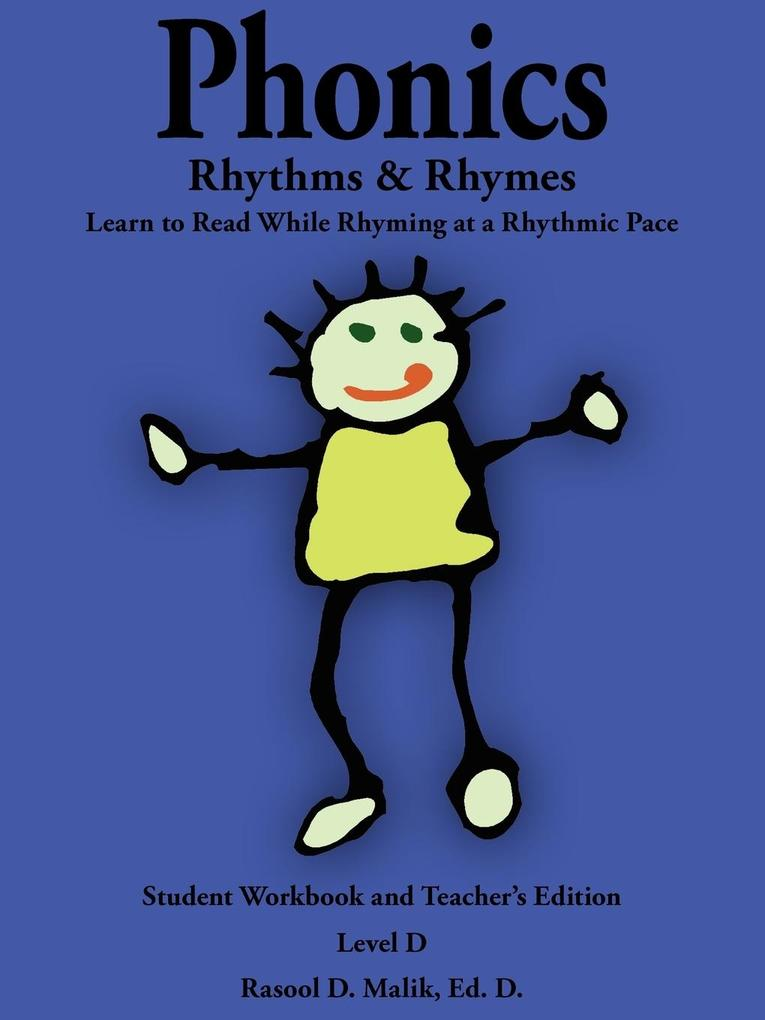 Phonics, Rhythms, and Rhymes-Level D als Taschenbuch