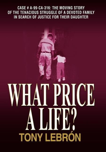 What Price a Life? als Buch