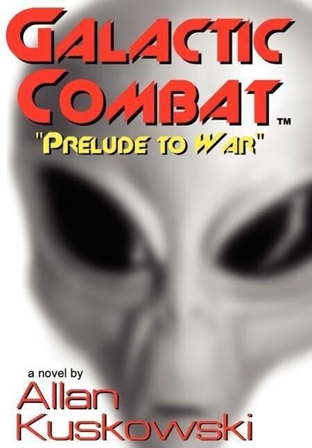 Galactic Combat: Prelude to War als Buch