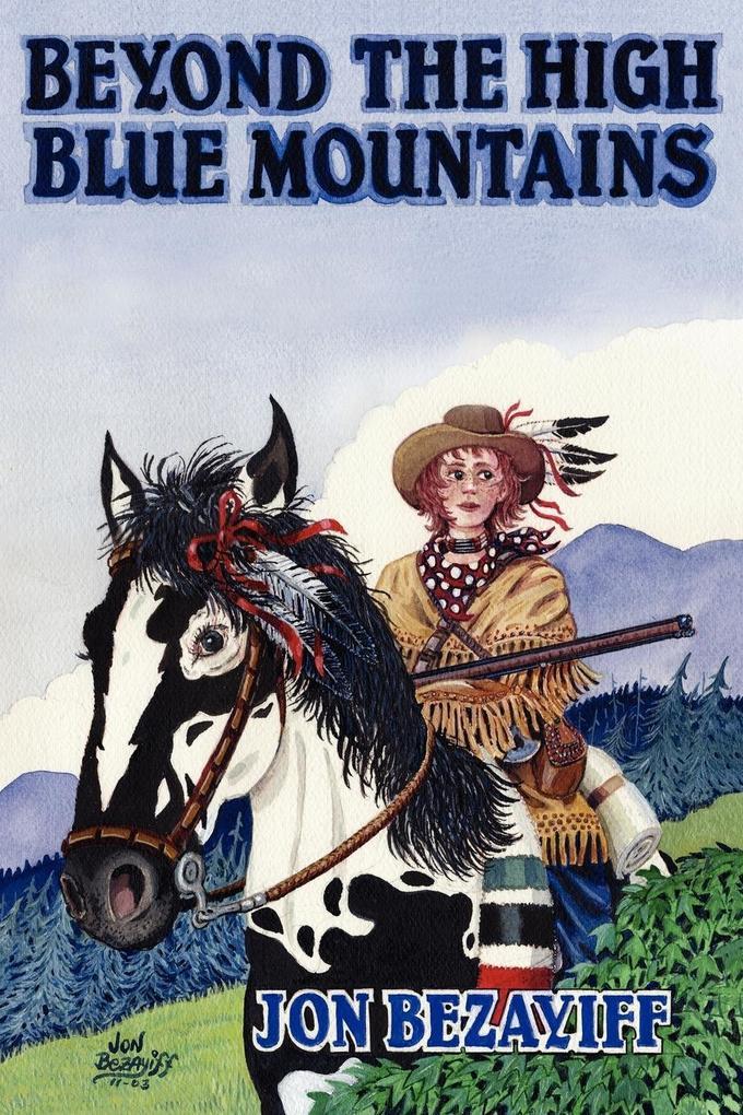 Beyond The High Blue Mountains als Taschenbuch