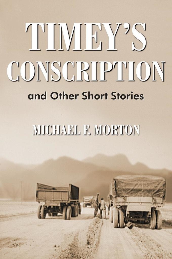 Timey's Conscription als Taschenbuch