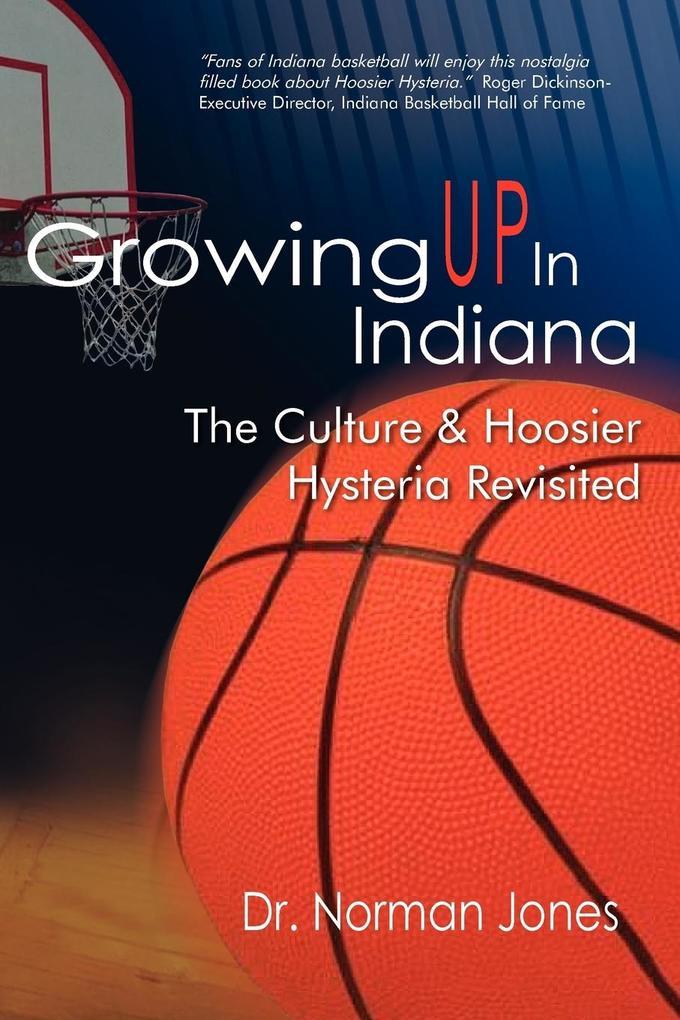 Growing Up in Indiana als Taschenbuch