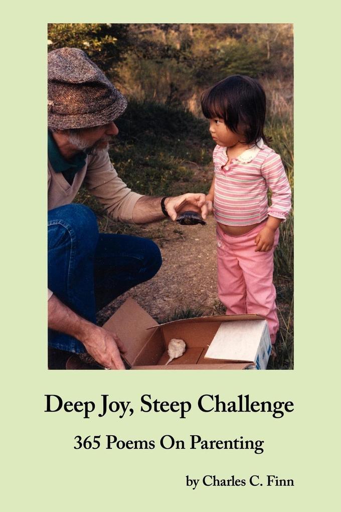 Deep Joy, Steep Challenge als Taschenbuch