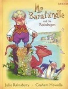 Hoppers Series: Mr Barafundle and the Rockdragon als Taschenbuch