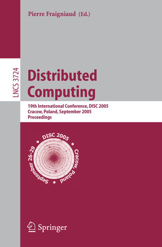 Distributed Computing als Buch
