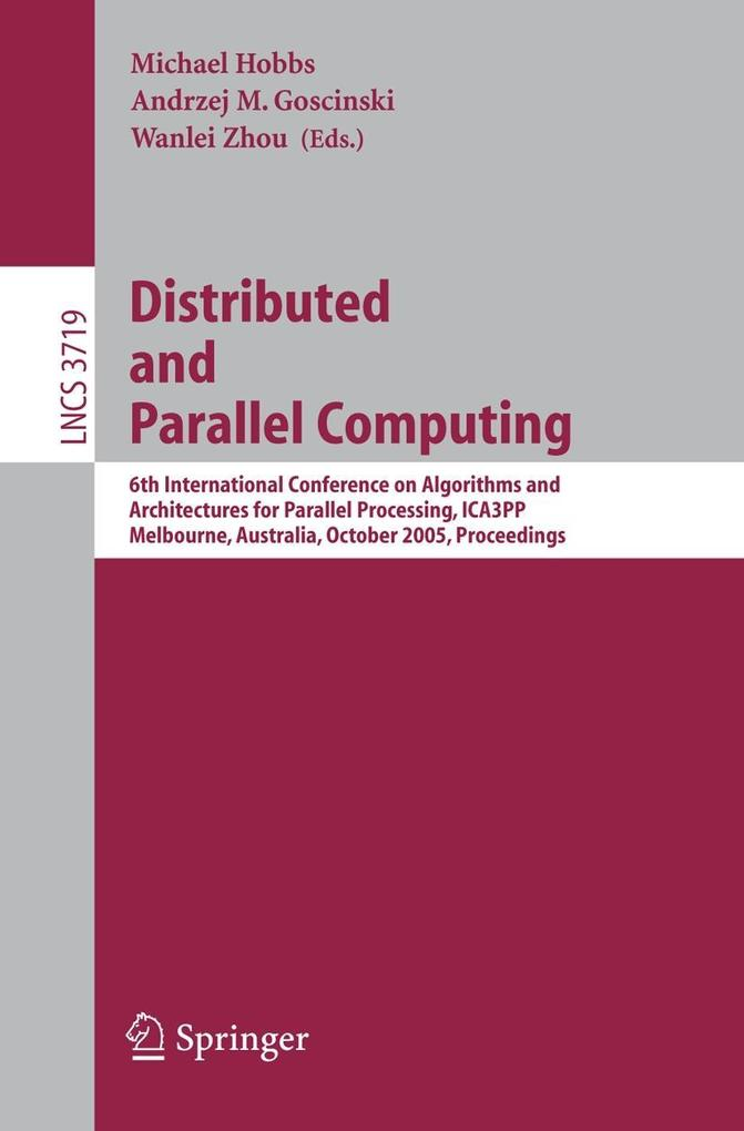 Distributed and Parallel Computing als Buch