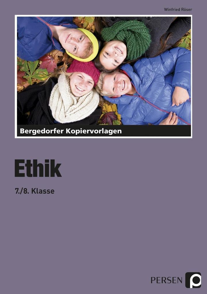 Ethik. 7./8. Schuljahr als Buch
