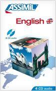 ASSIMIL. Englisch ohne Mühe. Tonaufnahmen zum Lehrbuch. 4 CDs