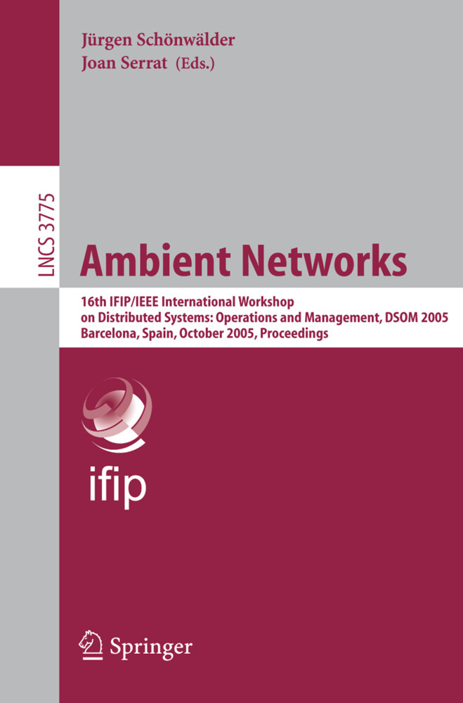 Ambient Networks als Buch