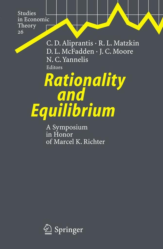 Rationality and Equilibrium als Buch