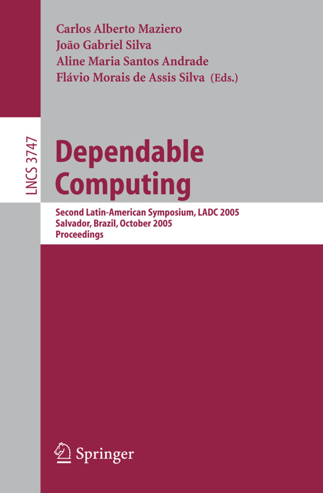 Dependable Computing als Buch