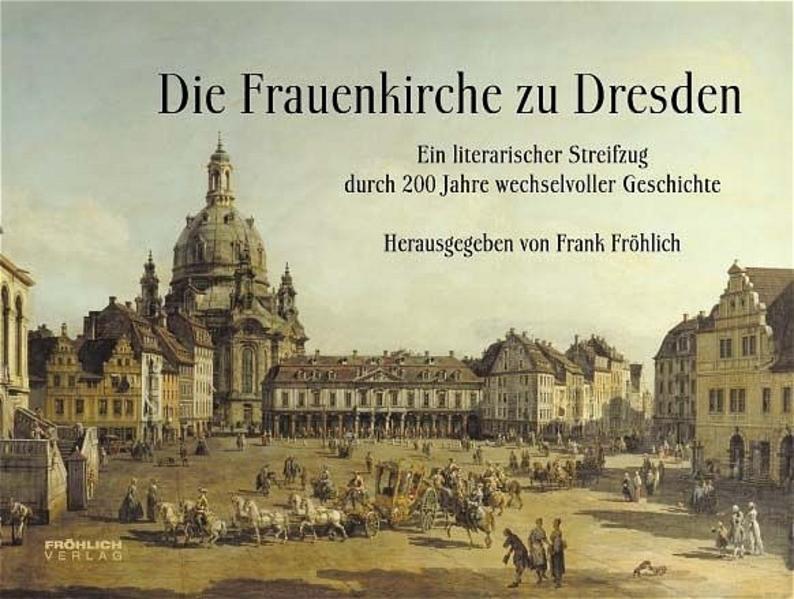 Die Frauenkirche zu Dresden als Buch